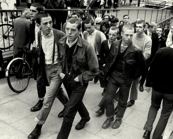skinheads -
