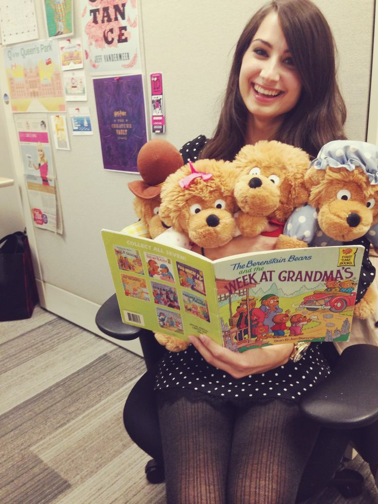 Daniela from HarperClassroom is thankful for the Berenstain Bears because they always have a happy ending and never fail to give meaningful advice. Share this furry family with your family!  #ThankYouKidsLit