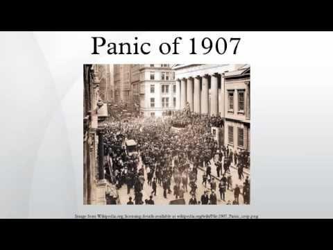 Panic of 1907 - YouTube