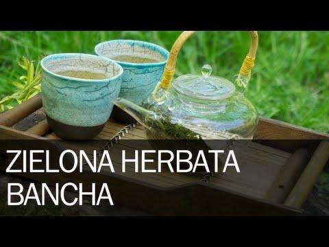 Parzenie Zielonej Herbaty Bancha, właściwości, pochodzenia, produkcja