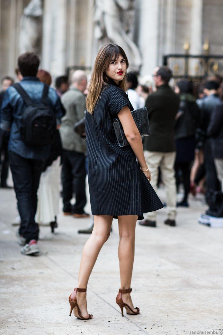 Paris Fashionweek day 6, outside Stella McCartney
