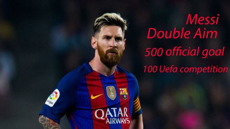 Messi's double aim to get past Juventus' challenge