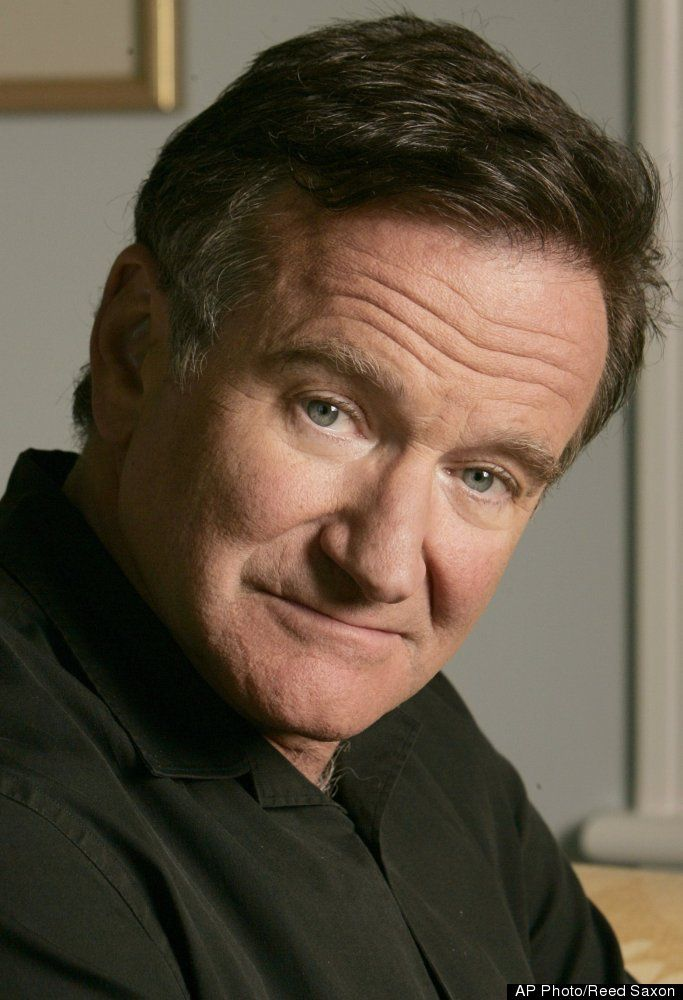 Robbin Williams - need some good laughter at the table, Great actor, wonderful talent!