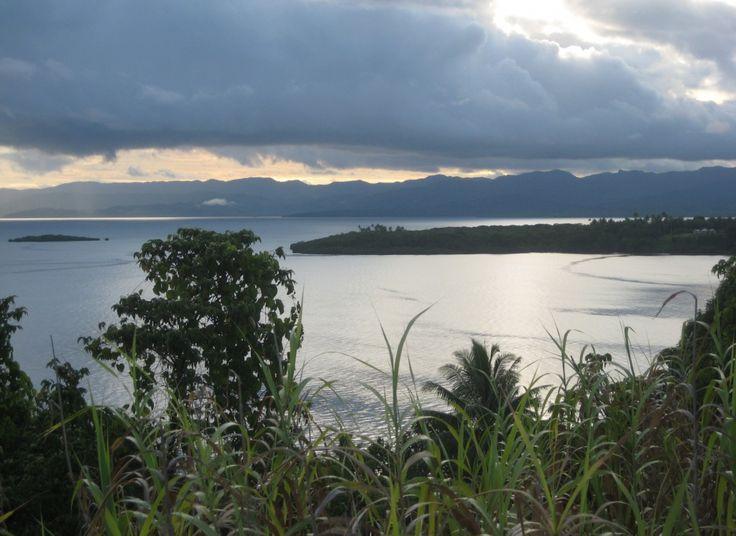 Wainunu River where David Whippy spent his last days