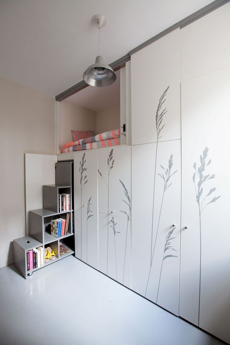 Compact Apartment In Paris by Kitoko Studio 2