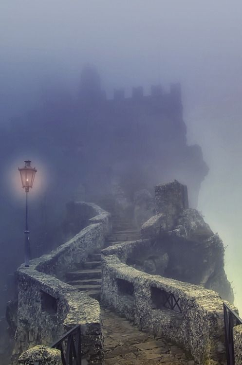 """0ce4n-g0d: """" Road to the Fortress by Albena Markova on 500px  """""""