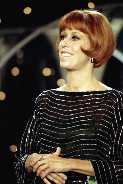Carol Burnett - my comedy heroine - The Carol Burnett Show ran 11 years and never became stale