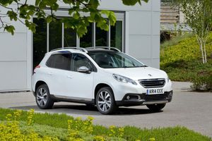 100,000th PEUGEOT 2008 ROLLS OFF THE PRODUCTION LINE ALREADY!