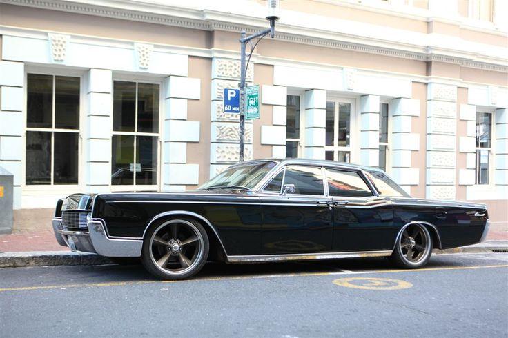 Lincoln Continental Retractable Hardtop Google Search