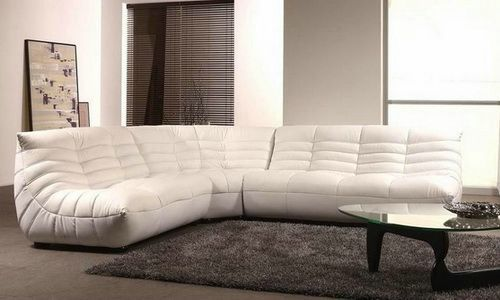Comfortable Sectional Sofa Contemporary