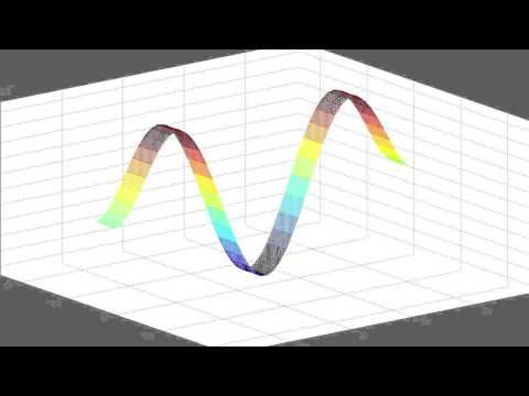 Modes of a clamped-clamped Euler beam - YouTube