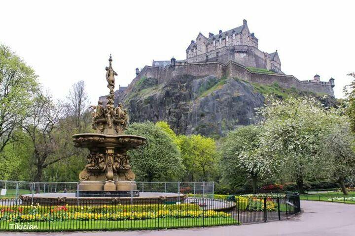 Castello di #Edimburgo #Edinburgh #castle #Scotland #Scozia