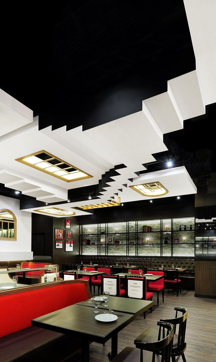 The Room (Hong Kong, China): Joey Ho Design   Restaurant U0026 Bar Design