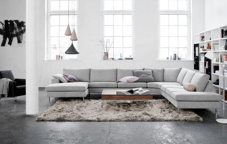 Sofa Designs - Sofa Sectionals - Inspiration - BoConcept #smartvilleSweepstakes