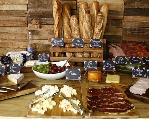 Saavedra quesos, carnes frías y vinos