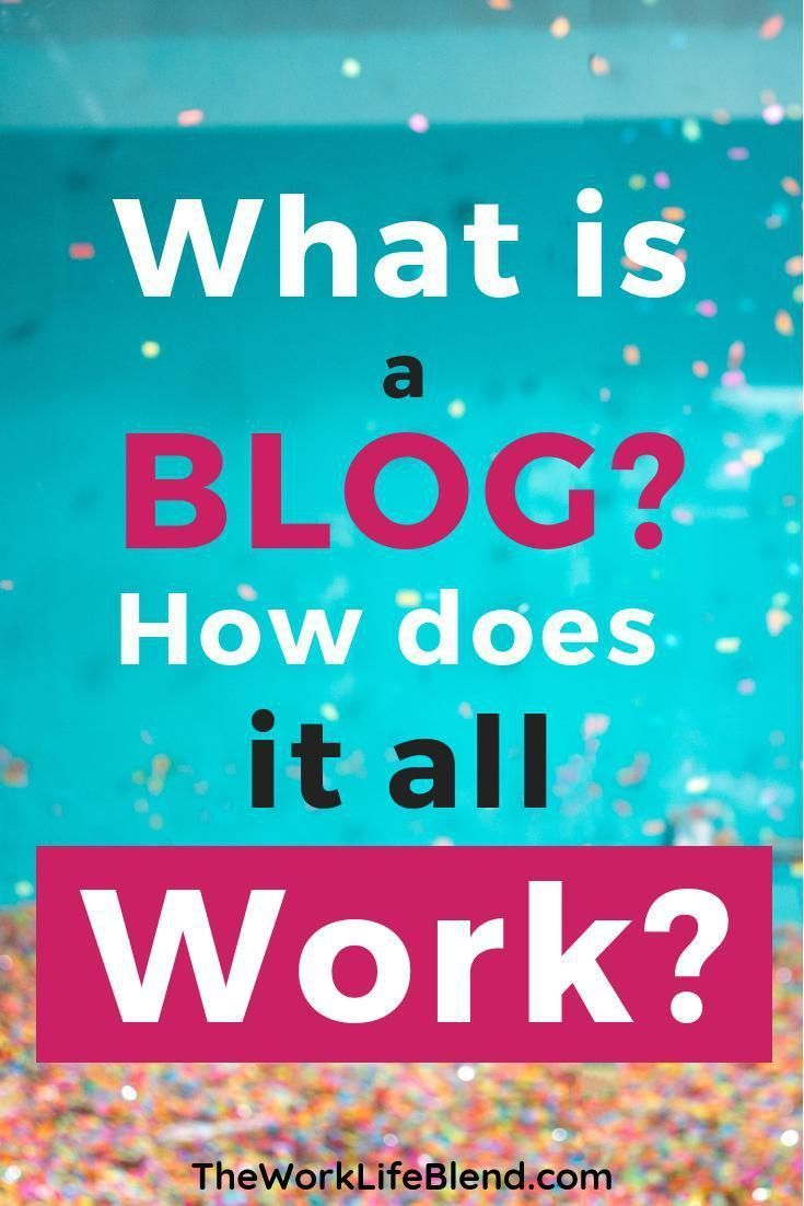 What is a Blog and How Exactly Does it Work? – Tia's Happy Place