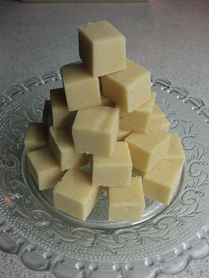 Christmas fudge (danish)
