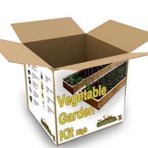 Raised Vegetable Bed Kit