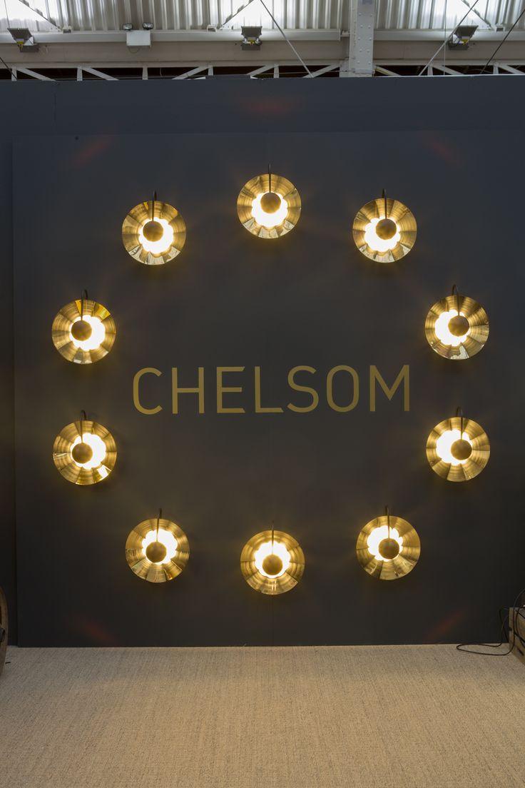 Fabulous Reflector wall light at Sleep 2015
