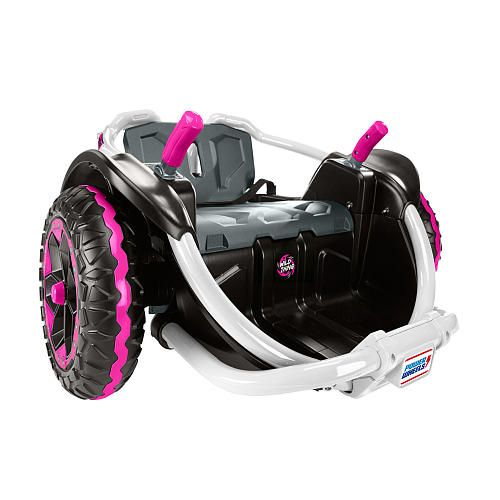 power wheels wild thing | Power Wheels Wild Thing 12 Volt Battery Powered Ride On - Pink - Power ...