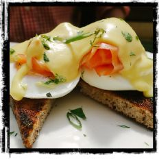 Wild Caper Brixton. For breakfast. Looks good.