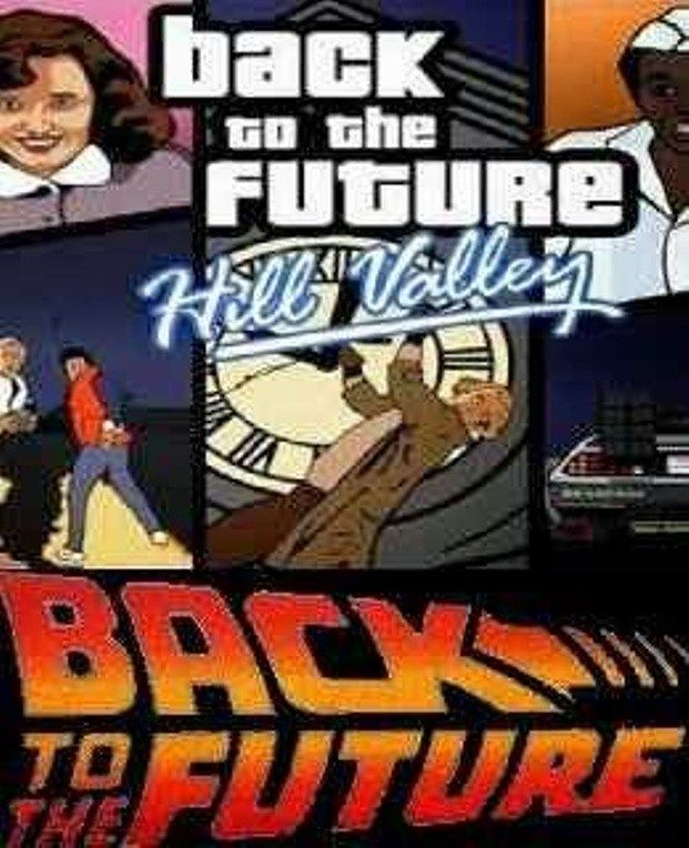 gta back to the future hill valley