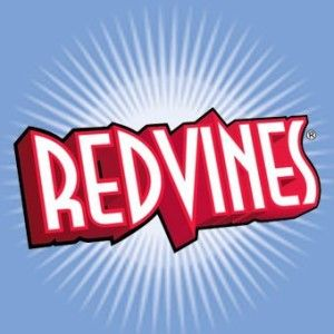 A bulk box of 16 bags of Red Vines Licorice.  America's famous twisty fat free red licorice for almost 100 years.