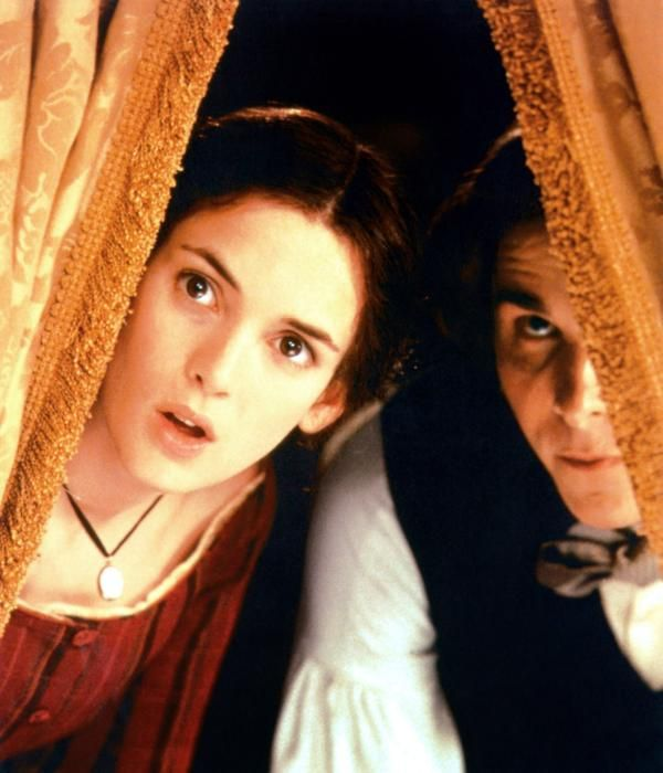 Image result for winona ryder and christian bale