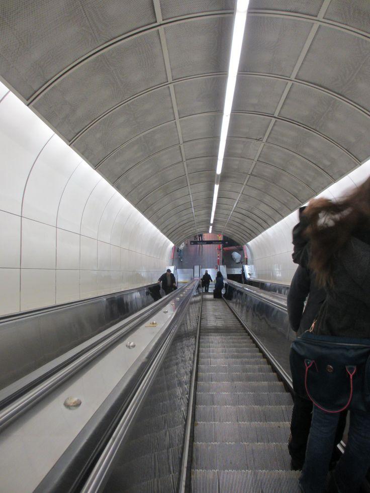 One Long Ride - Granville SkyTrain Station