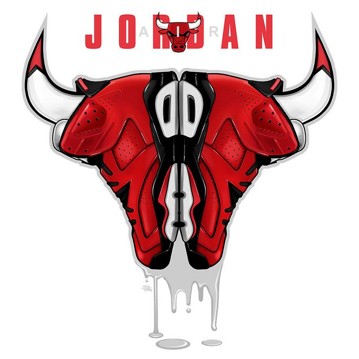 I love the universe of MIAMIKAOS, an artist in the multiple graphic style : http://therealmiamikaos.com/ #MichaelJordan #AirJordan #Bulls #Nike