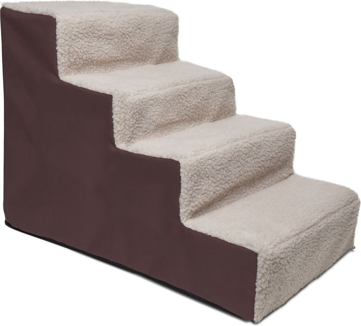 Paws pals 4 step dog cat stairs pet