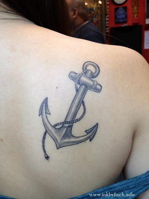Tattoos.com | Awesome Anchor Tattoos | Page 24