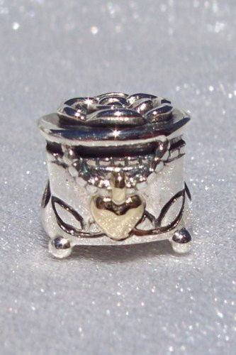 pandora charms jewelry box