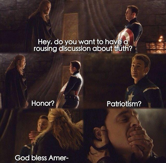 This scene... so funny. // Thor: The Dark World