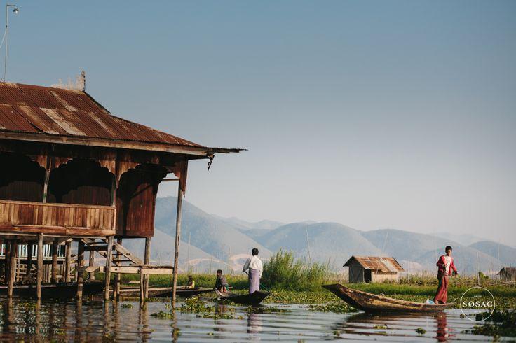 #inlelake #burma #myanmar © Shane O Sullivan SOSAC Photography