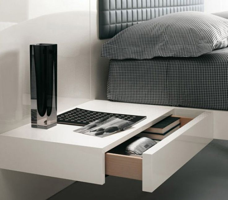 10 unique bedside tables selection 2014 - Bedroom Table Ideas