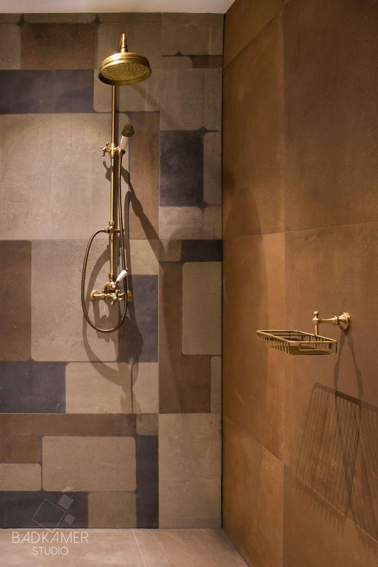25 beste idee n over hoekbad op pinterest hoekbad bad en bad douche combinatie - Tegel patroon badkamer ...
