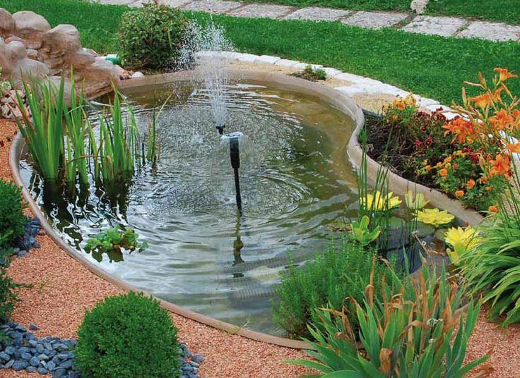 Pi di 25 fantastiche idee su laghetti da giardino su for Manutenzione laghetto da giardino