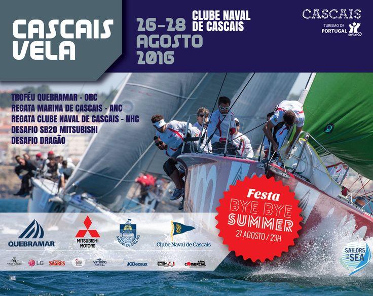 Cascais Vela 2016 - Clube Naval de Cascais