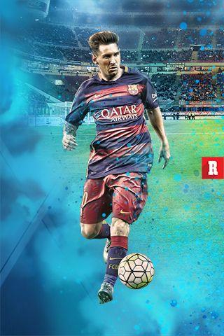 Messi es el alma del Barcelona