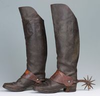 Wild West Boots & Spurs