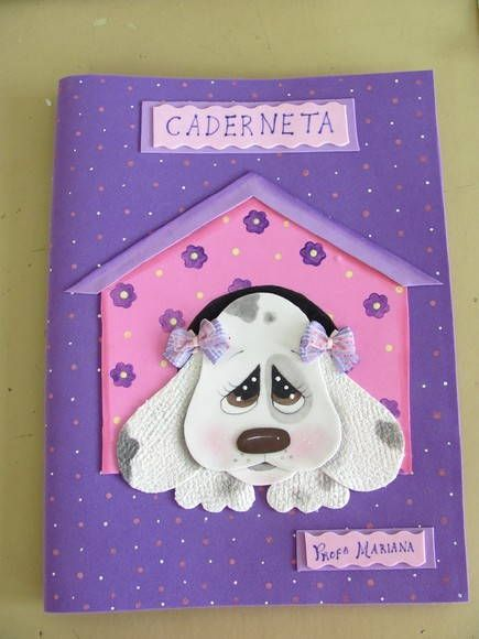 caderno eva pantufa ovelha molde - Pesquisa Google