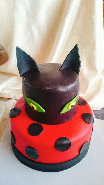 Miraculous Ladybug - Birthday Cake