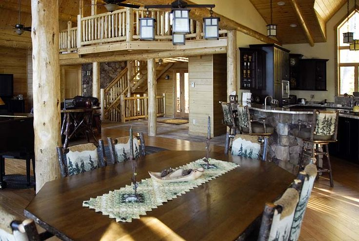 1000 ideas about log homes kits on pinterest cabin kits for Cost to build a house in maine