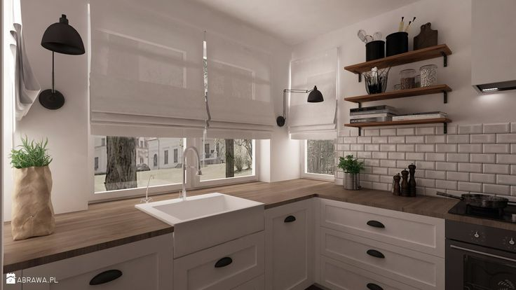 Kuchnia styl Rustykalny - zdjęcie od STABRAWA.PL - pozytywny design - Kuchnia - Styl Rustykalny - STABRAWA.PL - pozytywny design