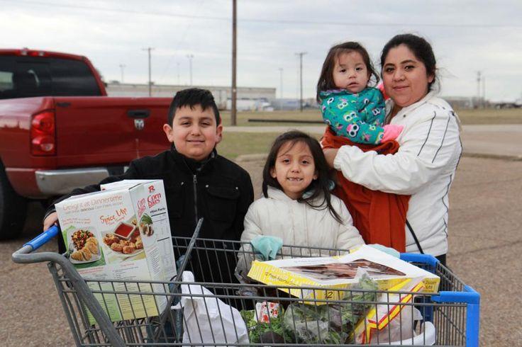 Waco TSTC Mobile Food Pantry Helps Family Stay Healthy | Central Texas Food Bank