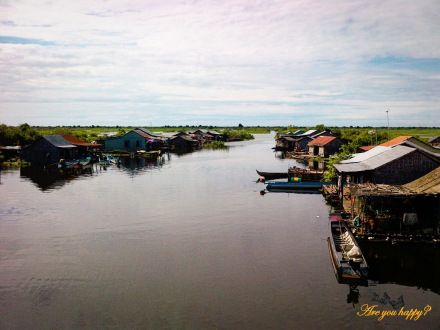Stories on Tonle Sap, floating villages and life on water