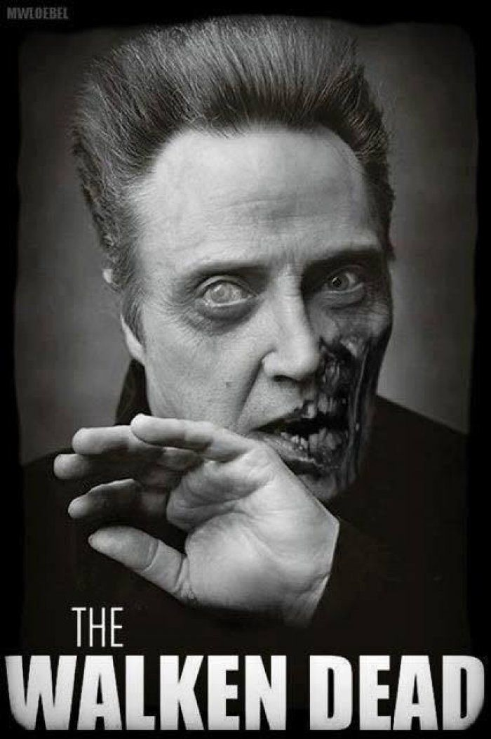 The Walken Dead - http://jokideo.com/the-walken-dead/