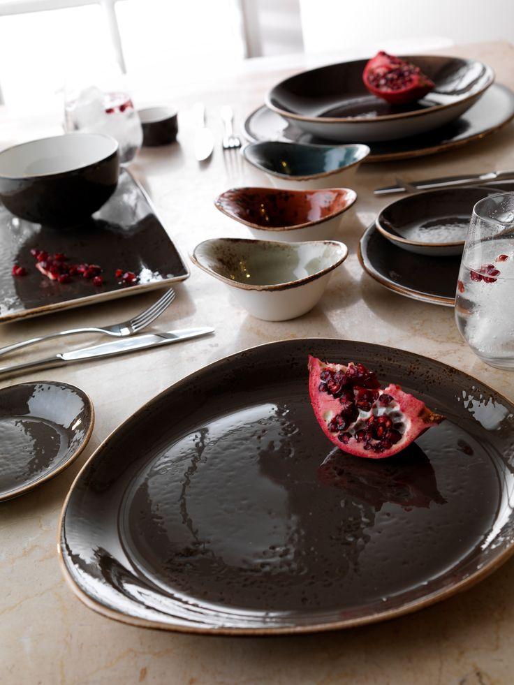 British manufacturer Steelite has just launched a new colourway u0027Craft Greyu0027 to its popular. HospitalityDinnerwareGlazeTablewaresRangesPlatformDish ... & 32 best Steelite Craft images on Pinterest | Dinner ware Dinnerware ...