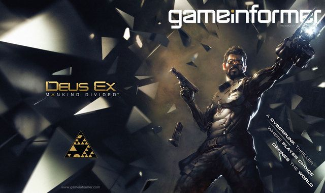 La collector's edition e la data d'uscita di Deus Ex Mankind Divided